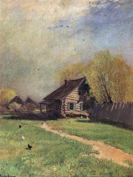 early spring 1870s the tretyakov gallery moscow russia
